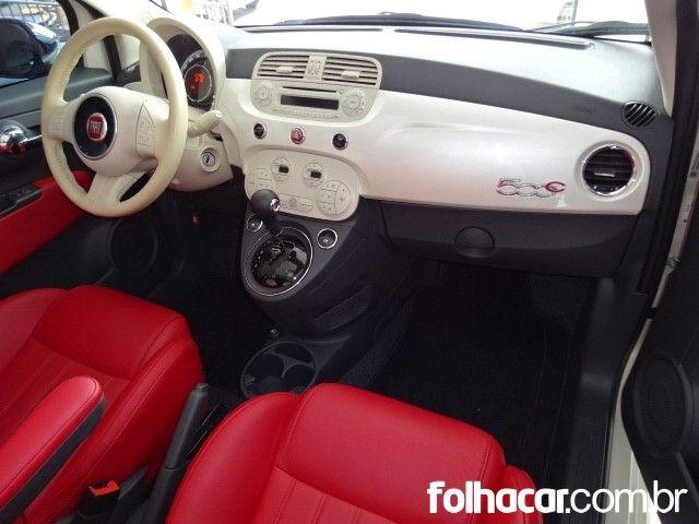 Fiat 500 Cabrio 1.4 Multiair (Aut) - Foto #2