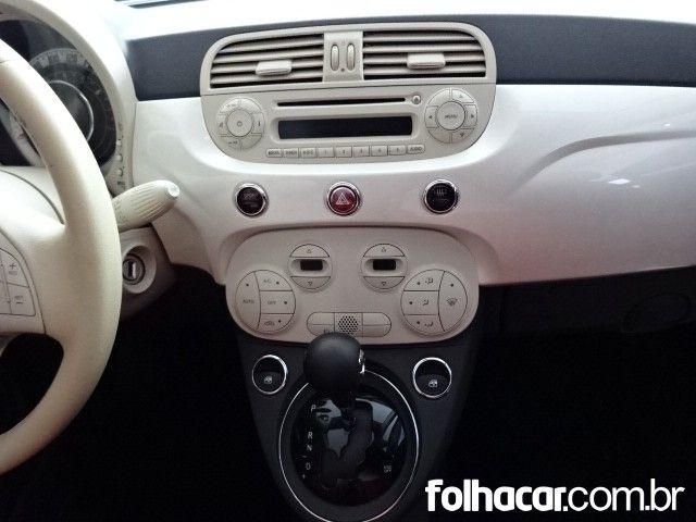 Fiat 500 Cabrio 1.4 Multiair (Aut) - Foto #3