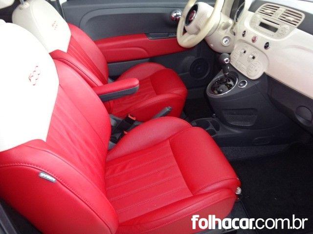 Fiat 500 Cabrio 1.4 Multiair (Aut) - Foto #7