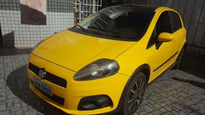 Fiat Punto T-Jet 1.4 Turbo - Foto #1