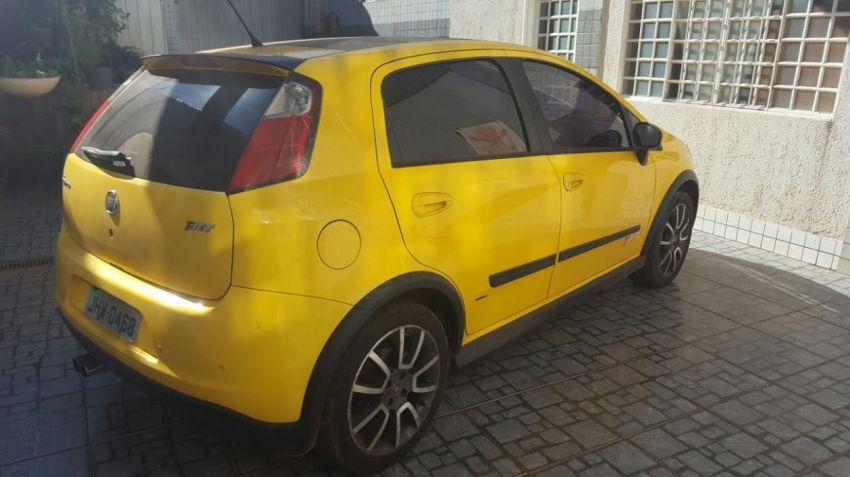 Fiat Punto T-Jet 1.4 Turbo - Foto #2
