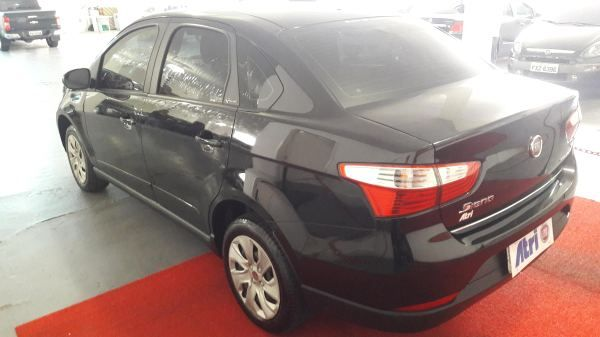 Fiat Siena ATTRACTIVE 1.4 8V (Flex) - Foto #4
