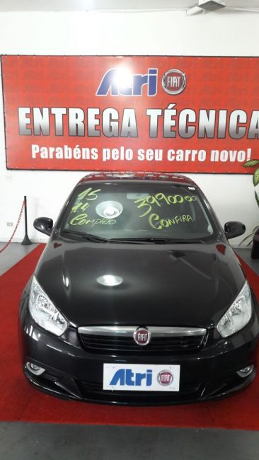 Fiat Siena ATTRACTIVE 1.4 8V (Flex) - Foto #8