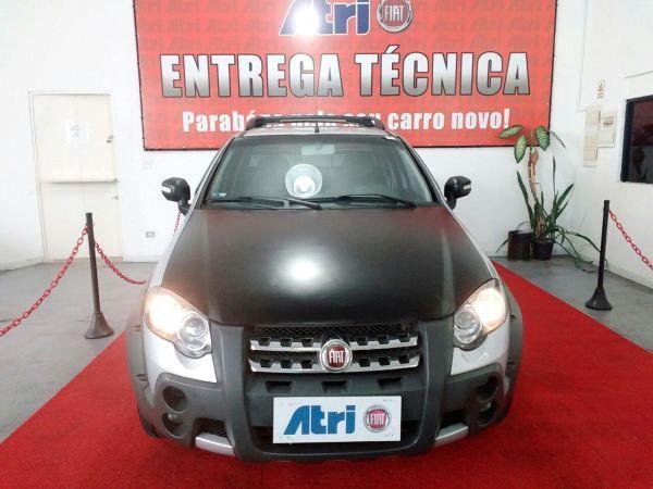 Fiat Strada Adventure 1.8 8V (Cab Estendida) - Foto #6