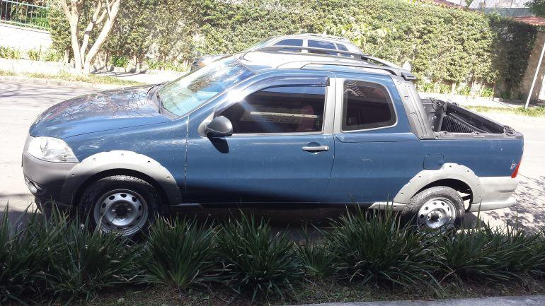 Fiat Strada Working 1.4 (Flex) (Cab Dupla) - Foto #1