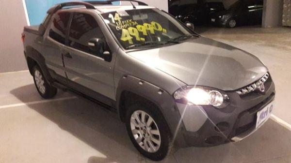 Fiat Strada Adventure 1.8 8V (Flex) (Cab Dupla) - Foto #1