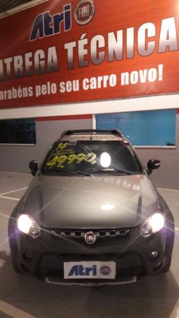 Fiat Strada Adventure 1.8 8V (Flex) (Cab Dupla) - Foto #8