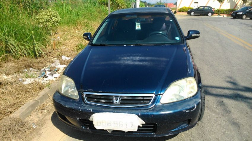 Honda Civic Sedan LX 1.6 16V (aut) - Foto #4