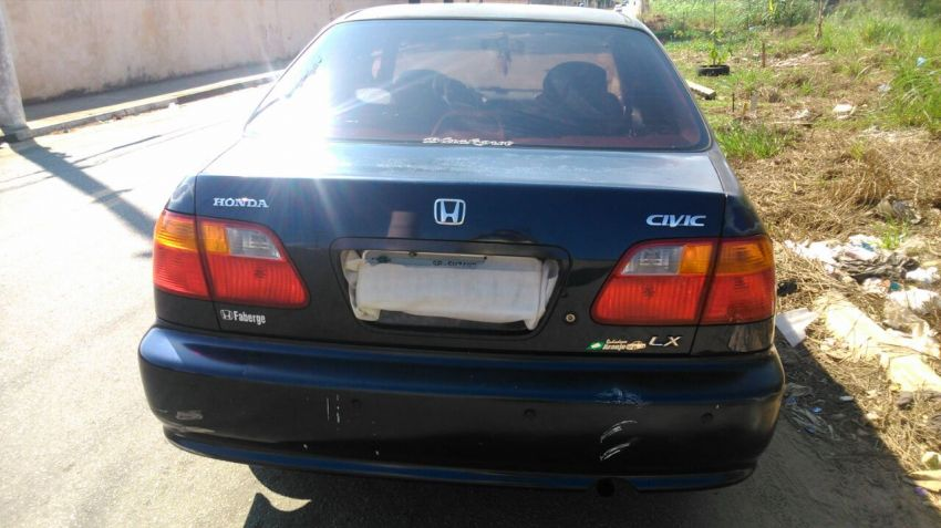 Honda Civic Sedan LX 1.6 16V (aut) - Foto #9