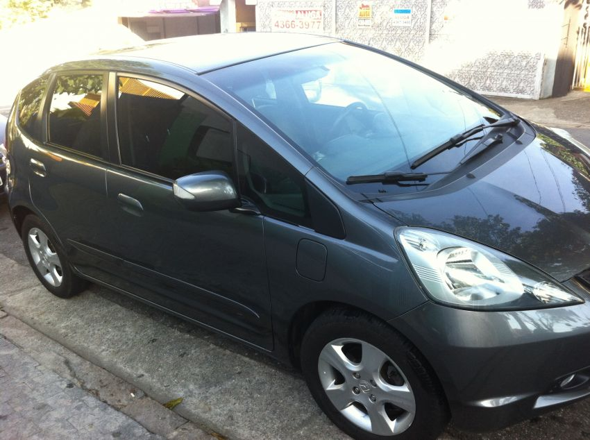 Honda New Fit LXL 1.4 (flex) (aut) - Foto #1