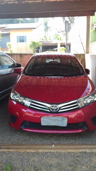 Toyota Corolla 1.8 Dual VVT GLi Multi-Drive - Foto #1