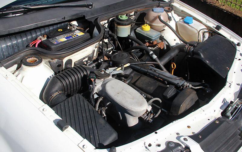 Volkswagen Gol Power 1.6 8V (Álcool) - Foto #3