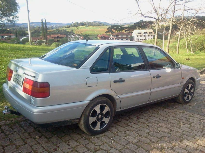 Volkswagen Passat 2.0 - Foto #2