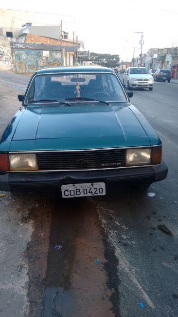 Chevrolet Caravan Comodoro 4.1 - Foto #2