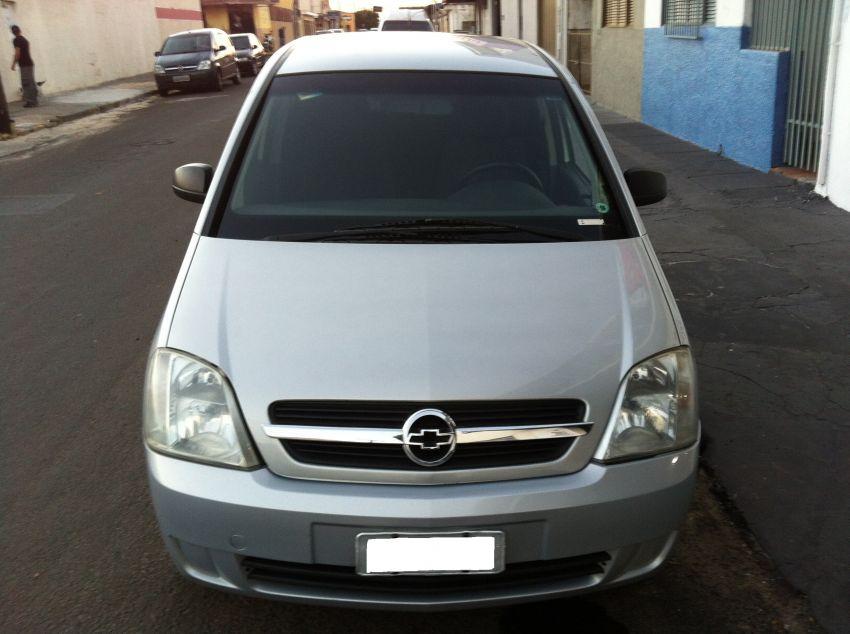 Chevrolet Meriva CD 1.8 8V - Foto #6