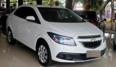 Chevrolet Prisma 1.0 8V LS (Flex) - Foto #1