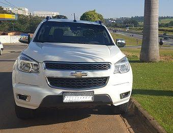 Chevrolet S10 LTZ 2.4 flex (Cab Dupla) 4x2 - Foto #2