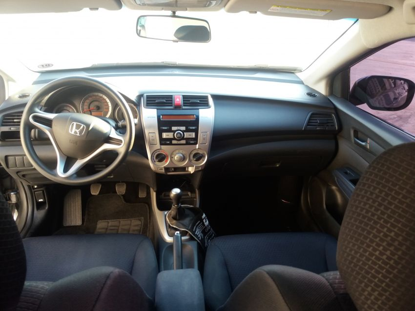 Honda City LX 1.5 16V (flex) - Foto #7