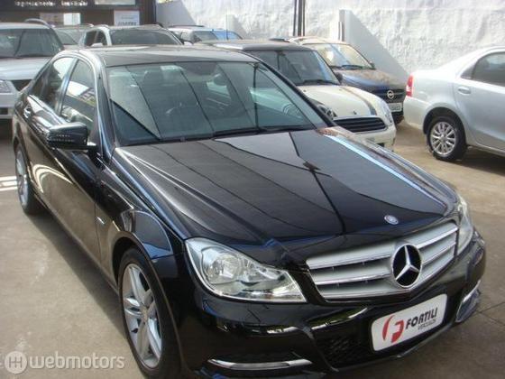Mercedes-Benz C 180 CGI B.E. Classic Special (aut) - Foto #5