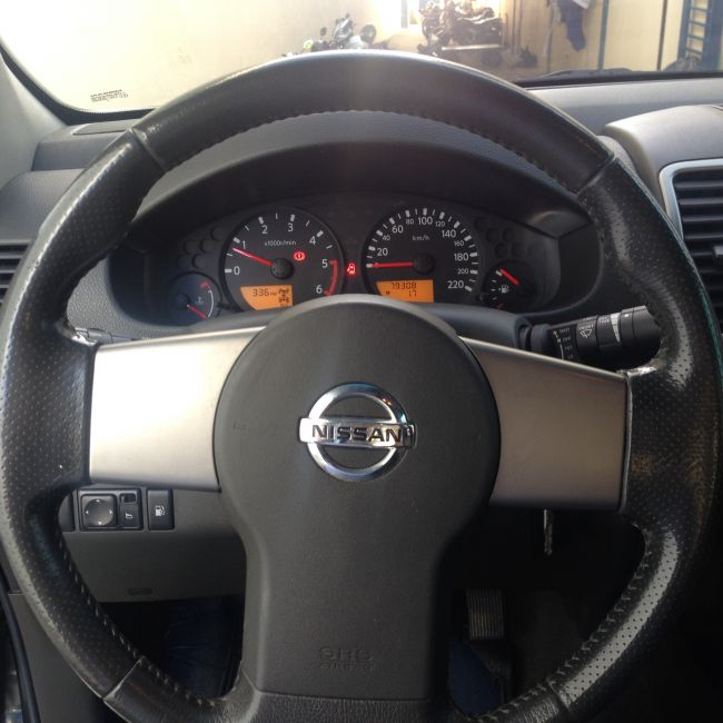 Nissan Frontier SE Attack 2.5 4X4 (Cab.Dupla) - Foto #2