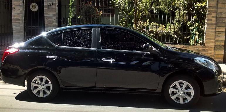 Nissan Versa 1.6 16V SL (Flex) - Foto #1