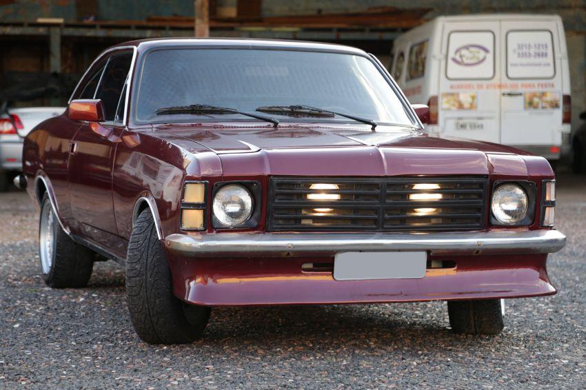 Chevrolet Opala Coupe 4.1 SS - Foto #1