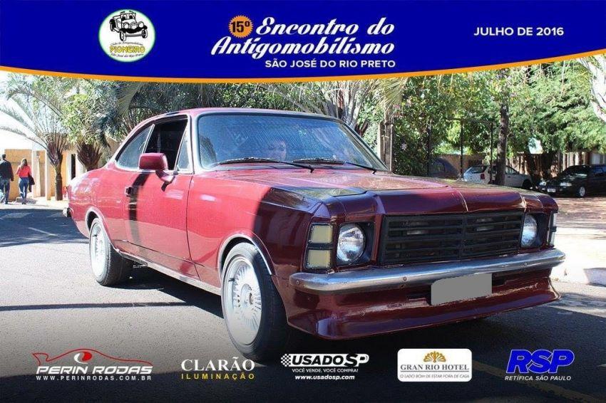 Chevrolet Opala Coupe 4.1 SS - Foto #5