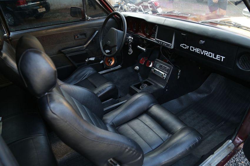 Chevrolet Opala Coupe 4.1 SS - Foto #7