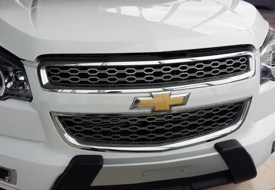 Chevrolet S10 STD 4X4 2.8 Turbo (Cab Dupla) - Foto #2