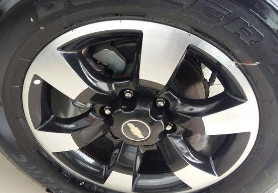 Chevrolet S10 STD 4X4 2.8 Turbo (Cab Dupla) - Foto #6