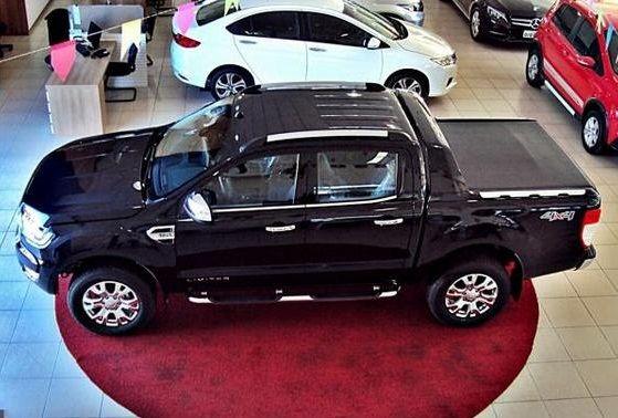 Ford Ranger 3.2 TD Limited CD Mod Center 4x4 (Aut) - Foto #2
