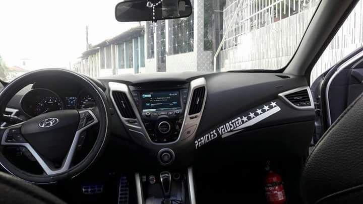 Hyundai Veloster 1.6L 16v (Aut) - Foto #7