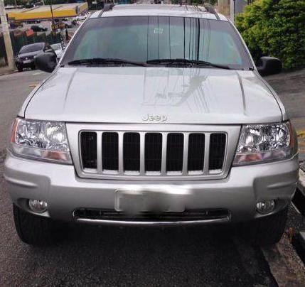 Jeep Grand Cherokee Limited 4.7 V8 - Foto #2