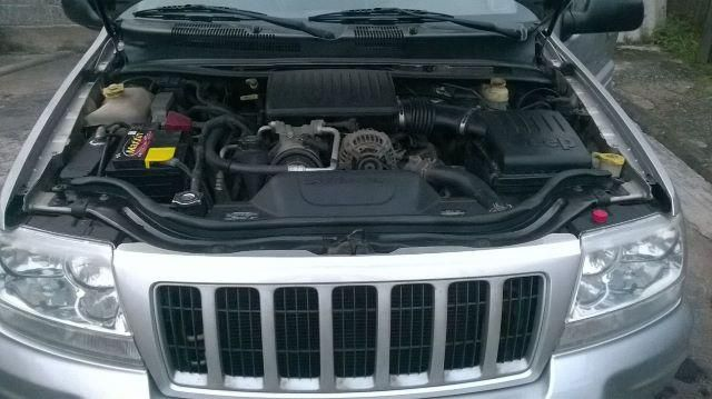 Jeep Grand Cherokee Limited 4.7 V8 - Foto #10
