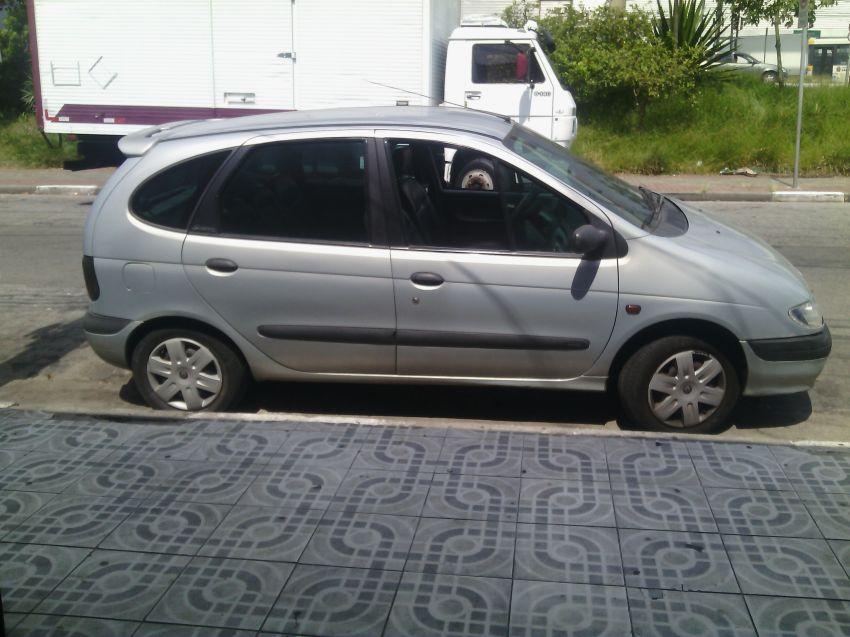 Renault Scénic 1.6 16V Alize - Foto #2