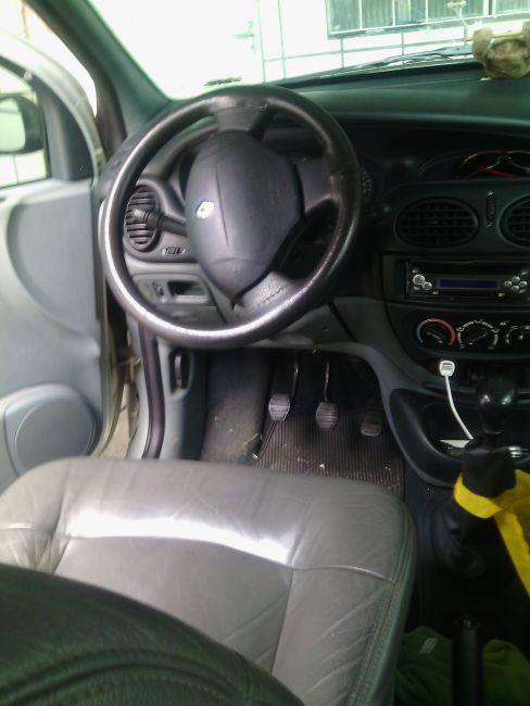 Renault Scénic 1.6 16V Alize - Foto #3