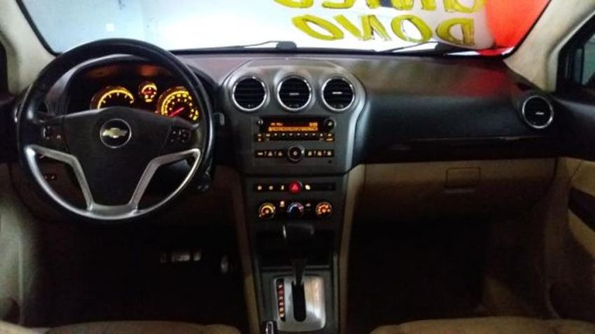 Chevrolet Captiva Sport 3.0 V6 4x2 - Foto #5