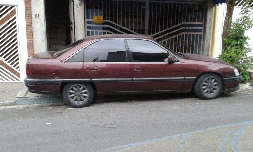 Chevrolet Omega GLS 2.0 MPFi - Foto #4