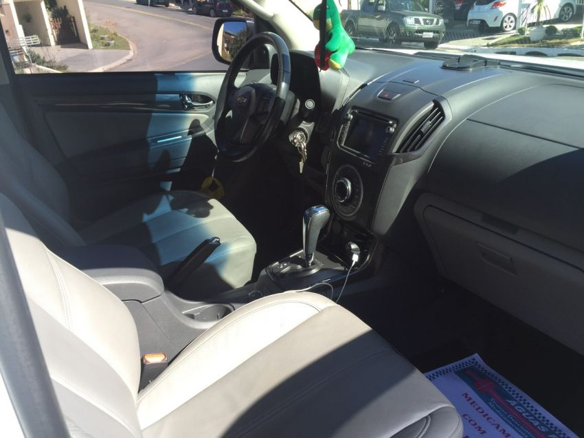 Chevrolet S10 2.8 CTDi 4x4 LTZ (Cab Dupla) (Aut) - Foto #2