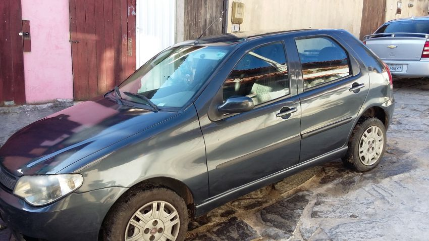 Fiat Palio Fire 1.0 (Flex) 4p - Foto #3