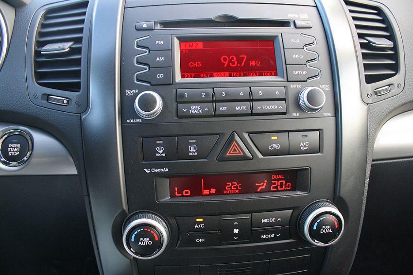 KIA Sorento EX 3.5 V6 24V (aut) - Foto #9
