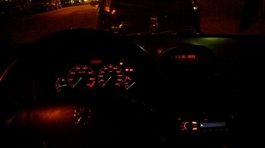 Peugeot 206 Hatch. Presence 1.4 8V - Foto #10