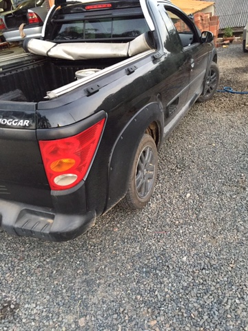 Peugeot Hoggar Escapade 1.6 16V (flex) - Foto #3