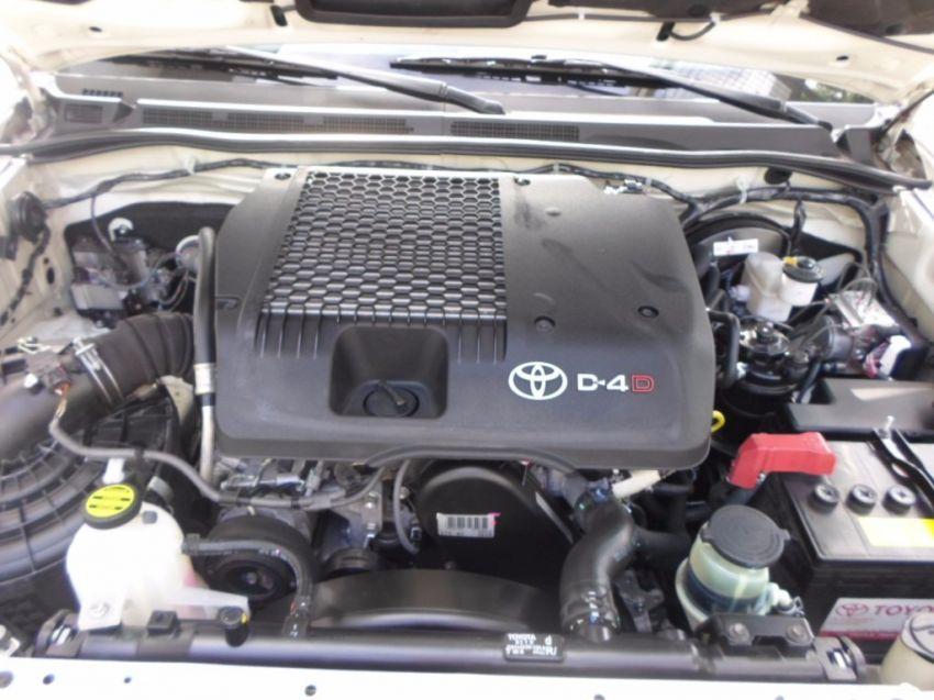 Toyota Hilux SRV 4x4 3.0 Turbo (cab. dupla) - Foto #3