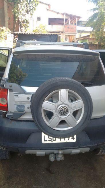 Volkswagen CrossFox 1.6 16v MSI (Flex) - Foto #3