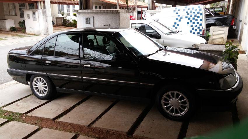 Chevrolet Omega CD 4.1 SFi (Aut) - Foto #3