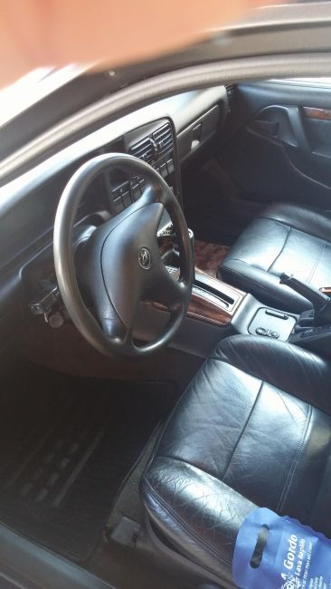 Chevrolet Omega CD 4.1 SFi (Aut) - Foto #8