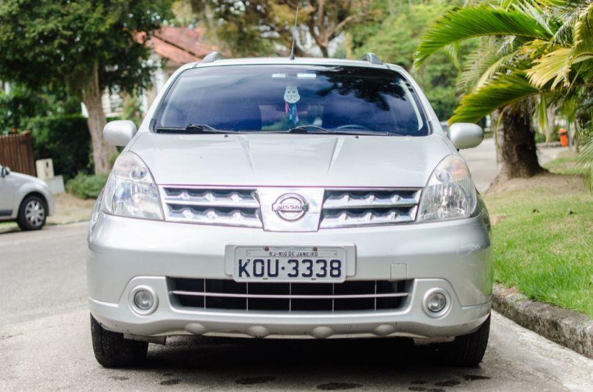 Nissan Livina SL 1.8 16V (flex) (aut) - Foto #2