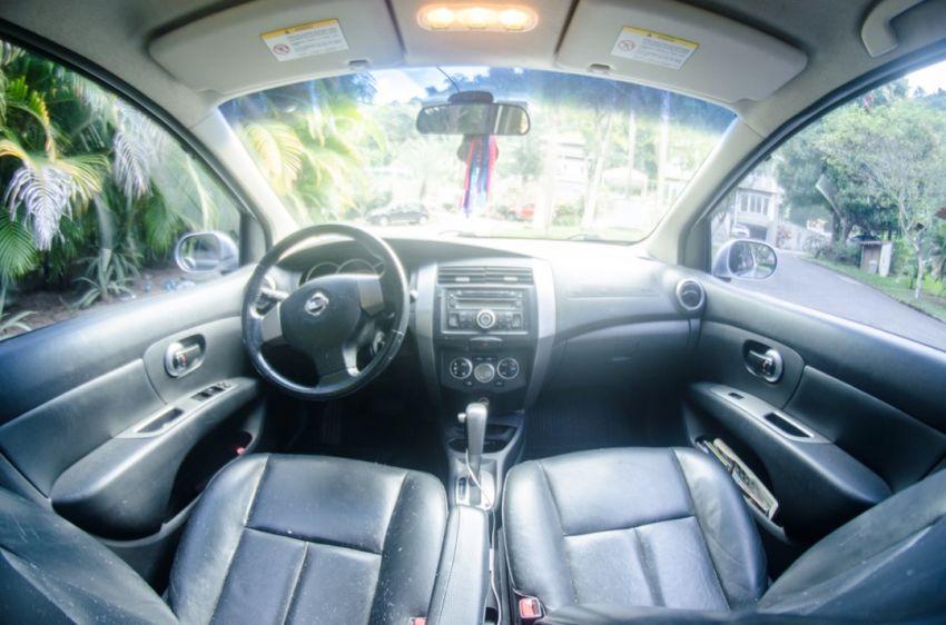 Nissan Livina SL 1.8 16V (flex) (aut) - Foto #7