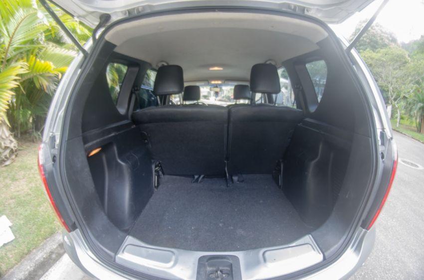 Nissan Livina SL 1.8 16V (flex) (aut) - Foto #8